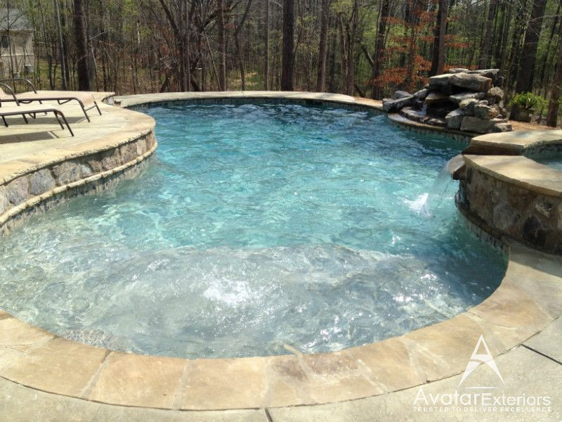 Swimming Pool Remodeling Dunwoody