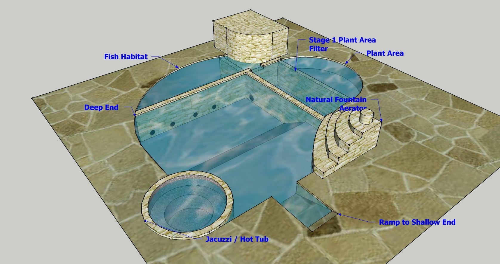 pool design dunwoody