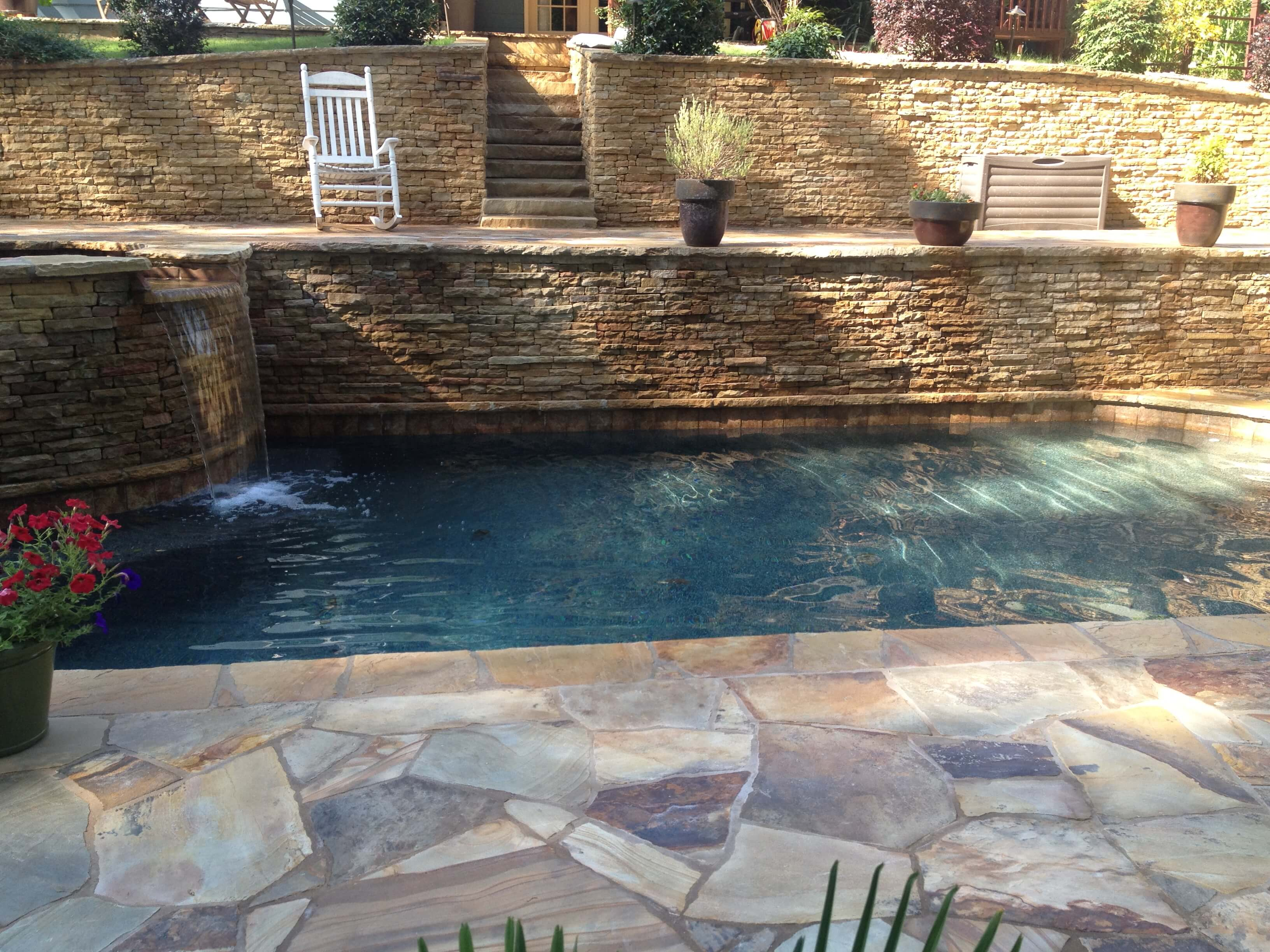pool deck remodeling roswell