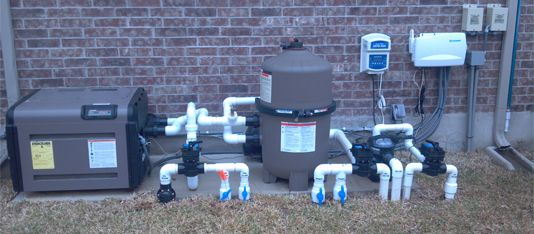 pool installation equipment