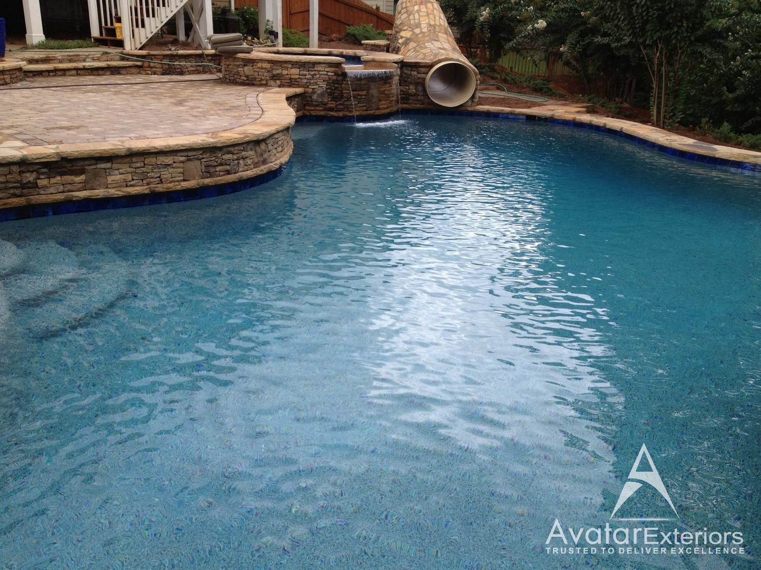 swimming pool installation norcross